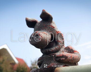 Lava Pig