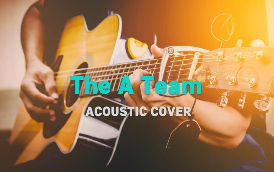 a team cover guitar