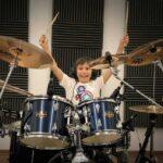 Tudor Stroe drummer tobe