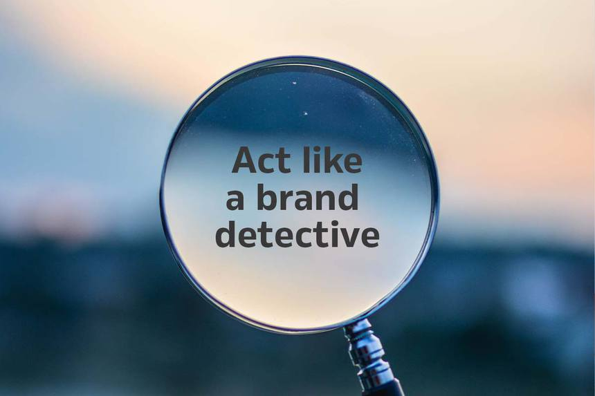 Detectiv de brand - Brieful de creație