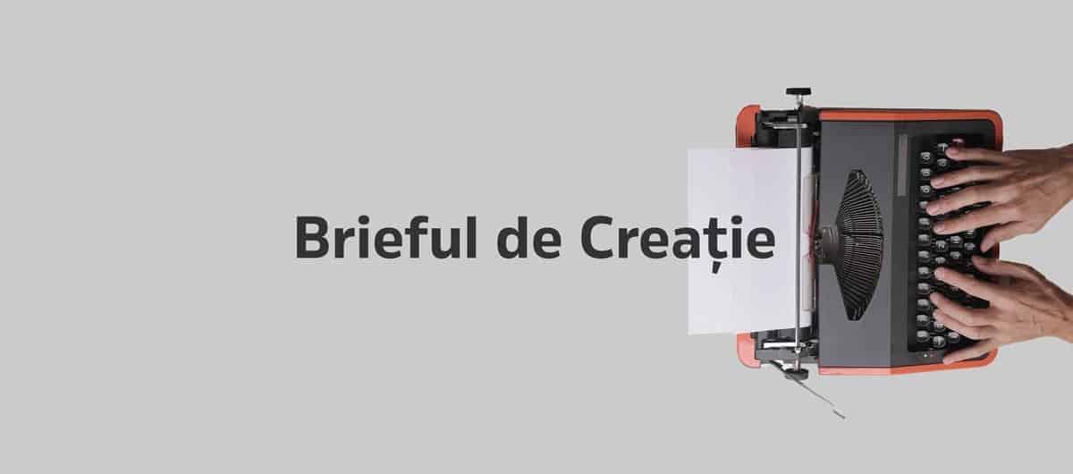 Brieful de creație