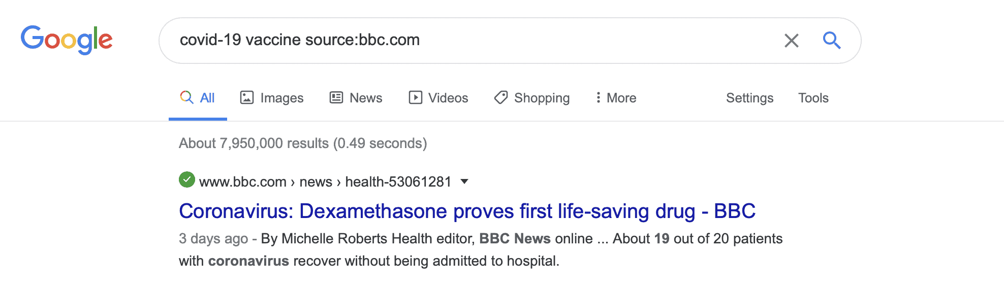 covid 19 vaccine source bbc.com