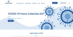 corona checking com homepage