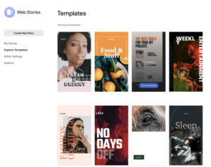 web stories plugin wordpress