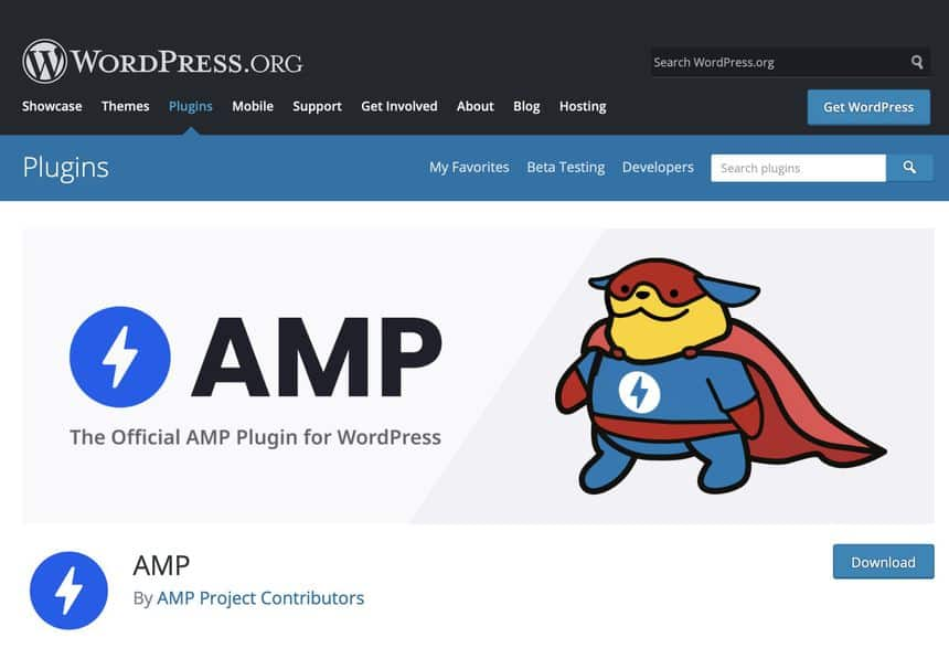 amp 2 0 wordpress plugin