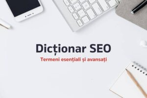 dictionar seo