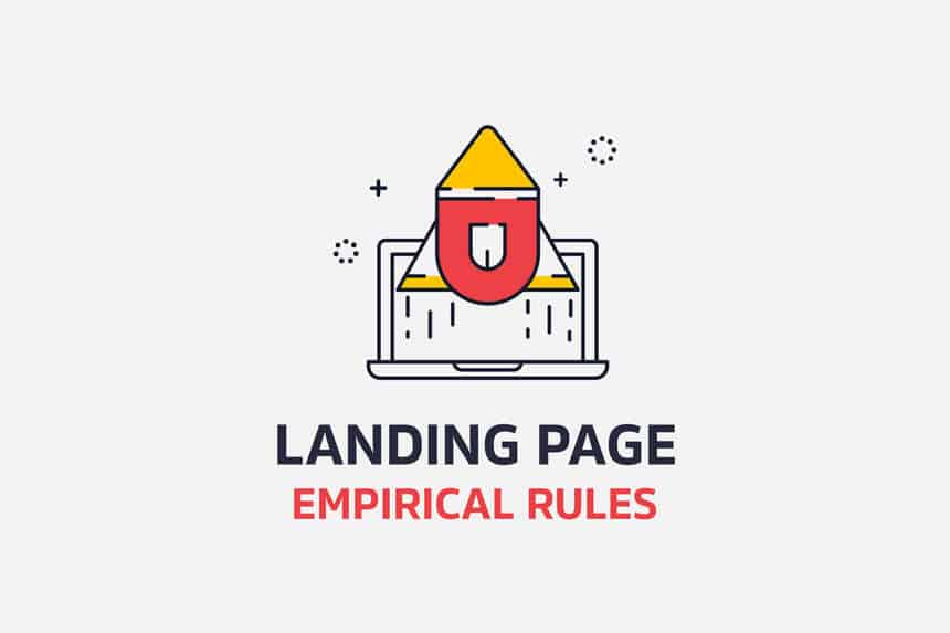 landing page empirical rules